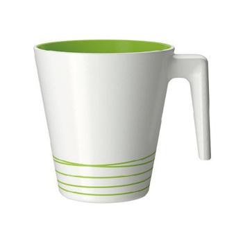特大号骨瓷喝水杯简约办公杯子 可爱带把陶瓷马克杯咖啡杯