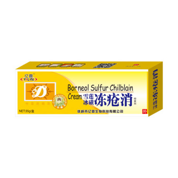 Saussurea involucrata & Borneol Sulfur Chilblain Relief