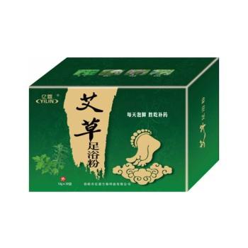 Chinese Mugwort  Foot-bath powder